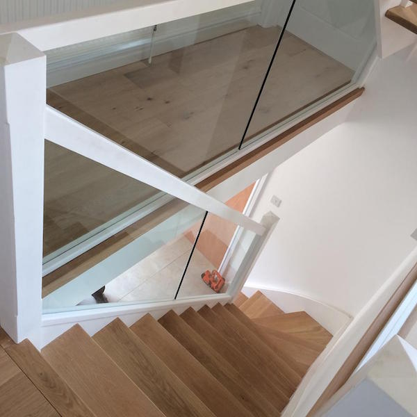Bay Joinery - Joinery Service Swansea - Staircase