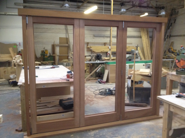 Bay Joinery - Swansea Joinery Service - Doors - Wooden Glass Doors