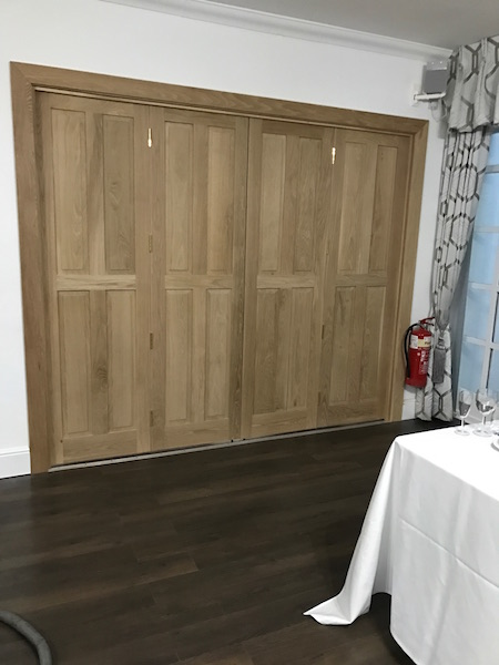 Bay Joinery - Swansea Joinery Service - Doors - Wooden Sliding Interior Doors 2
