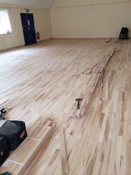 Bay Joinery - Swansea Joinery Service - Flooring - Wooden Flooring