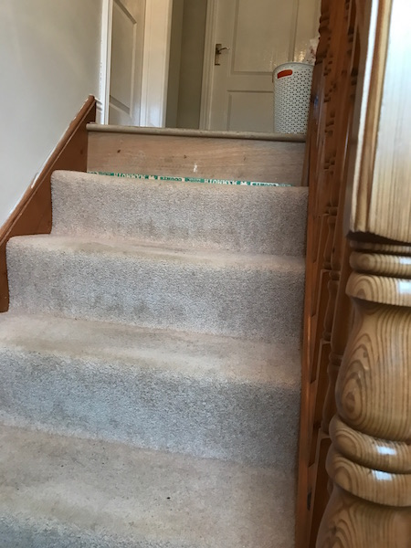 Bay Joinery - Swansea Joinery Service - Stair Refurbishements - Bespoke Wooden Balustrading 4