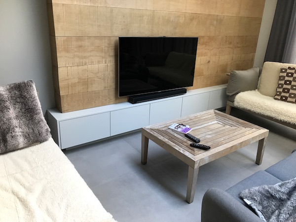 Bay Joinery - Swansea Joinery Service - Storage - Bespoke TV Unit Storage 1