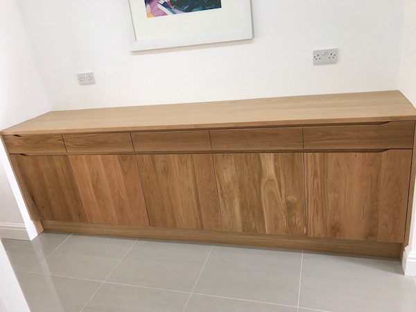 Bay Joinery - Swansea Joinery Service - Storage - Five Drawer Storage 2