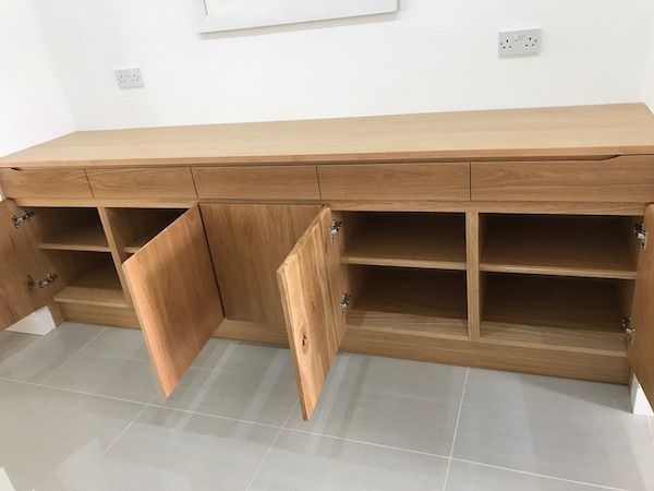 Bay Joinery - Swansea Joinery Service - Storage - Five Drawer Storage 3