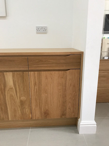 Bay Joinery - Swansea Joinery Service - Storage - Five Drawer Storage 4