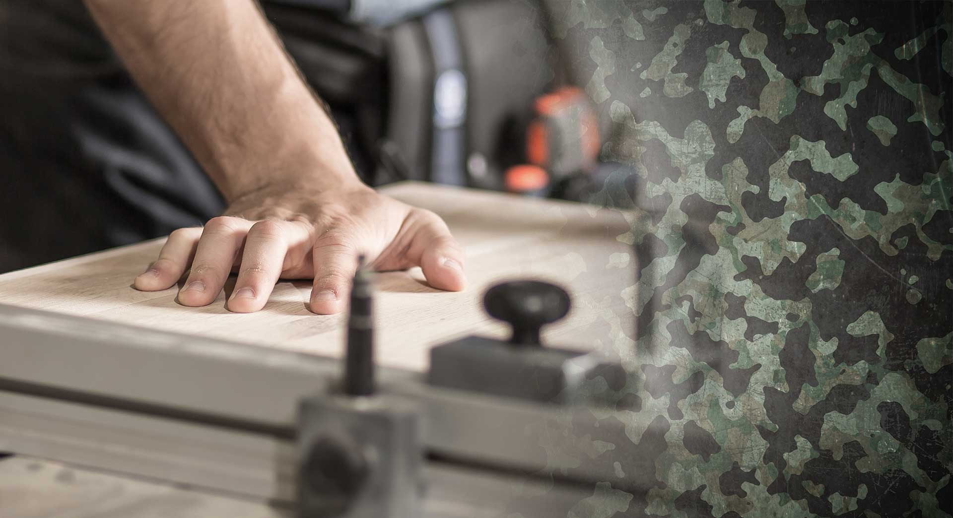 Discount For Veterans - Bay Joinery Swansea